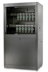 ACFD12-T Cooling Distribution Unit 12 Circuit, Bottom/Top Mains, Top Distribution Piping